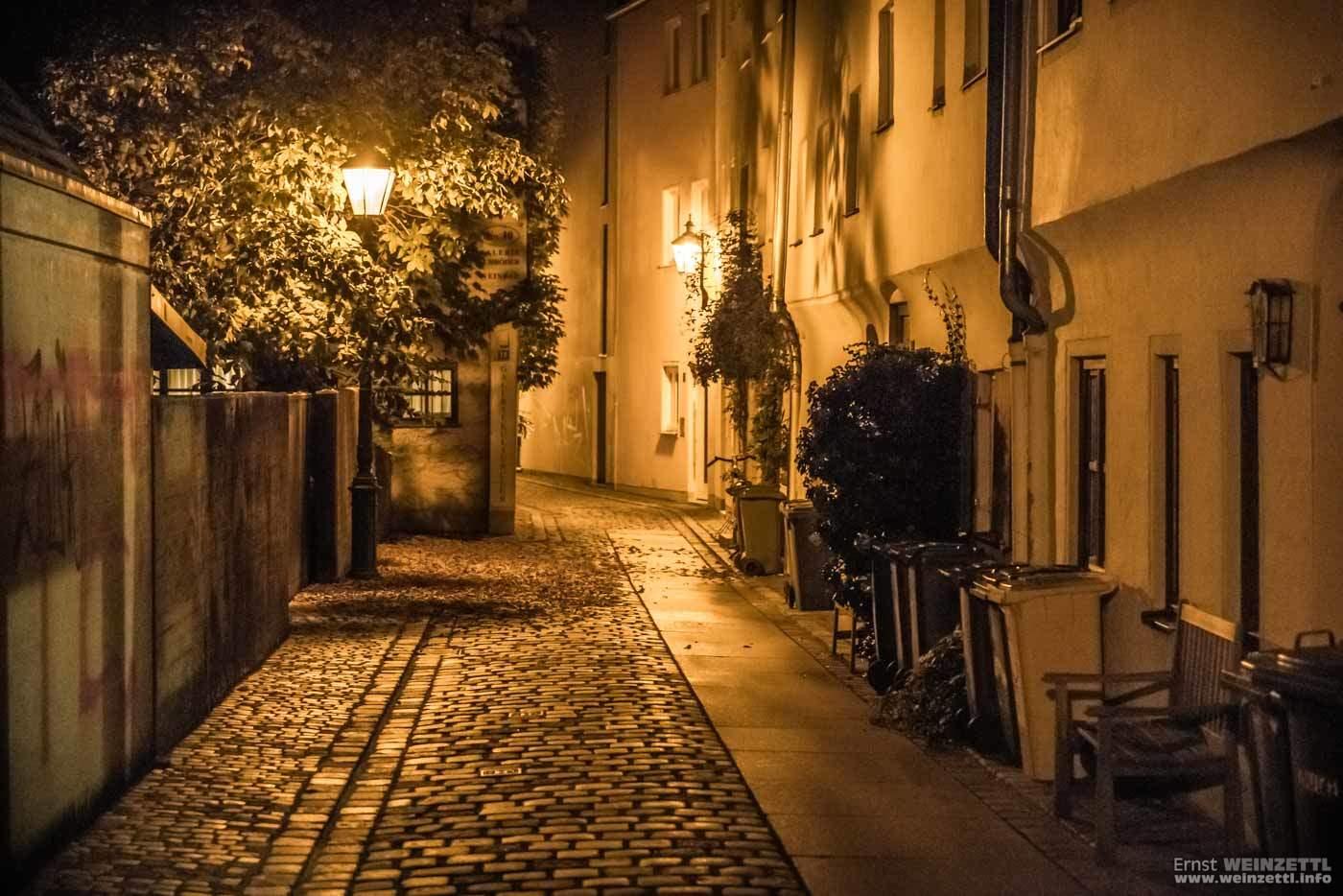 Augsburg bei Nacht