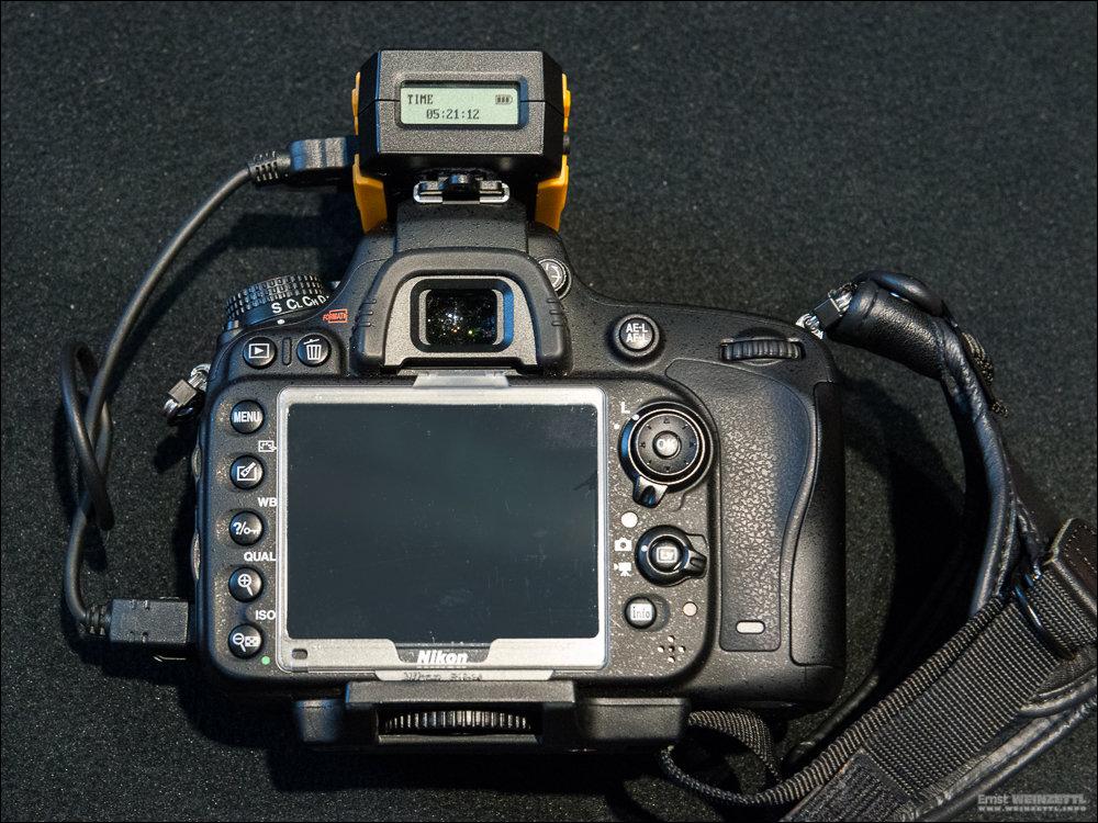 Glatte Kabel an Nikon D610