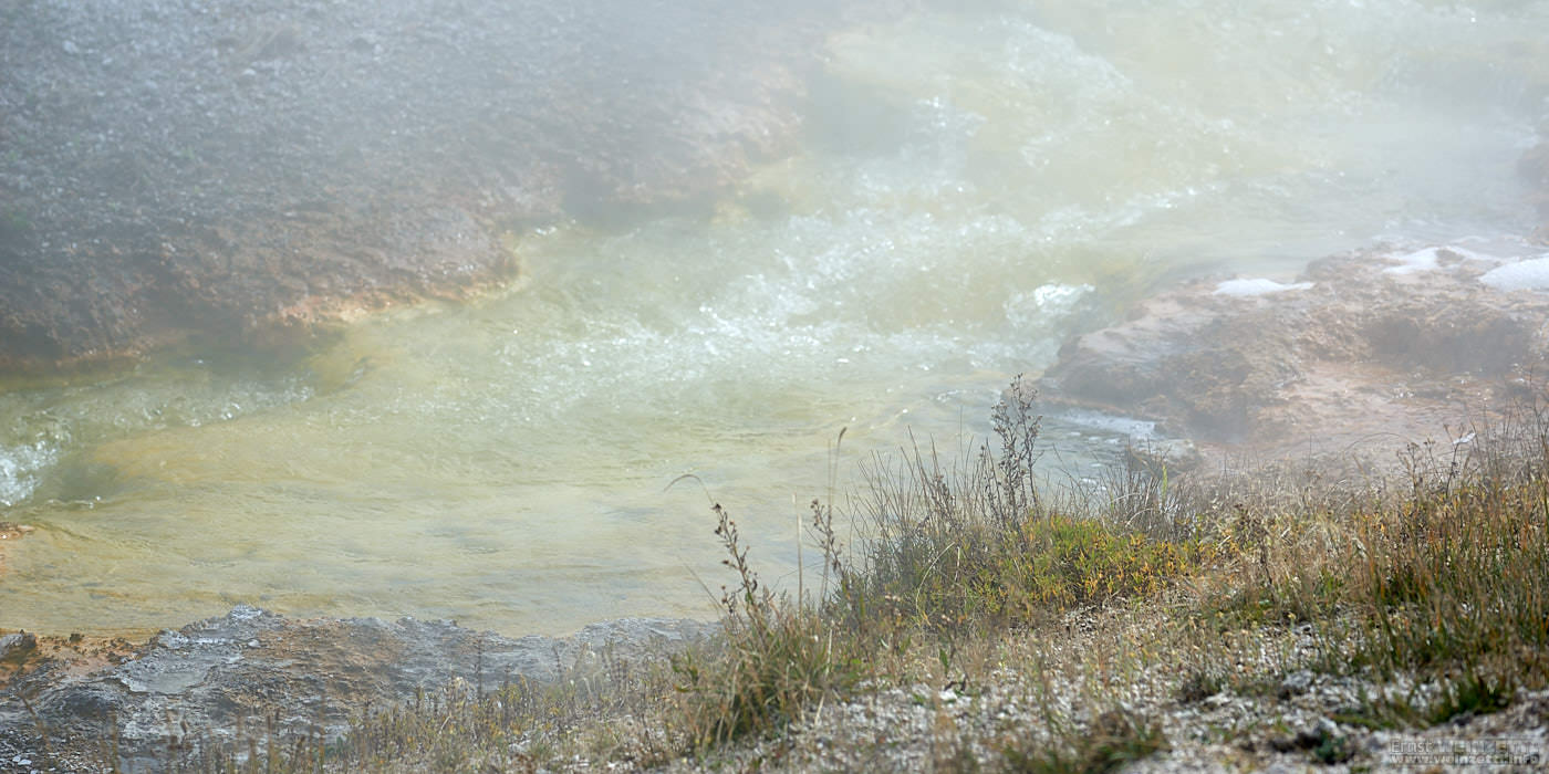 Excelsior Geyser Crater, Yellowstone NP